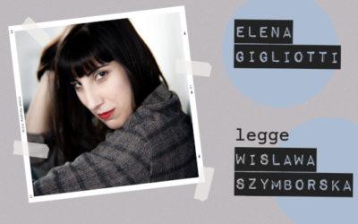 COSISSIME POETICHE con Elena Gigliotti