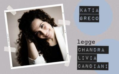 COSISSIME POETICHE con Katia GRECO