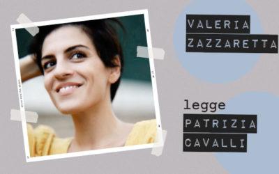 COSISSIME POETICHE  con Valeria Zazzaretta